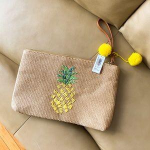 Pineapple Clutch